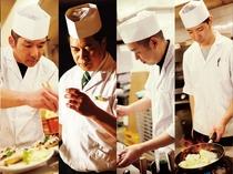 和食の職人