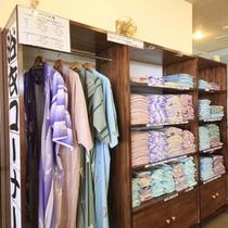 1F 色浴衣(お好きな色をどうぞ!)