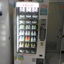 B1F自動販売機