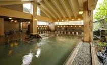 男性大浴場『源蔵の湯』