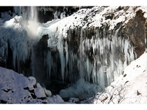 華厳の滝(冬)2
