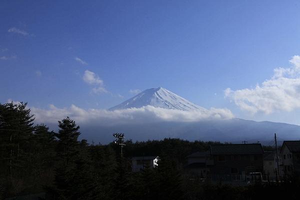 3階客室からの富士山眺め 写真提供:楽天トラベル