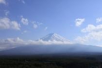 10階客室からの富士山眺め
