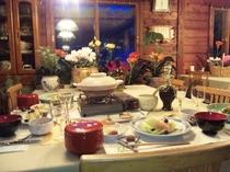 ある日の夕食(和のイメージ)