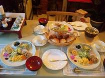 お正月朝食