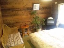 洋室(木の香り)ツインイメージ