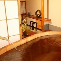 【禁煙】露天風呂付客室一例