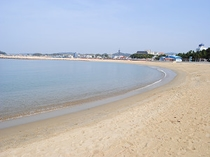 扇ヶ浜ビーチ