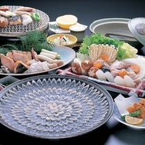 10〜3月■ふぐ魚醤焼コース■