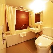 【2015年リニューアル】キングベッドルーム 浴室