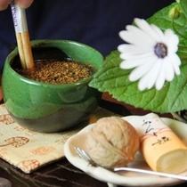 【喫茶 十輪】四季の珈琲【秋】香りを楽しむシナモンコーヒー