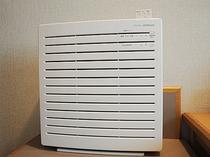 【客室備品】空気清浄器