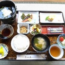 ■朝食(和食)一例■