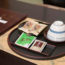 ▼【和室一例】ご到着の後はほっとひといき。あたたかいお茶でしばしの休息を。