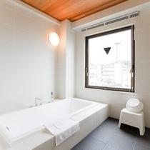 【和洋室】ゆったりサイズのバスルーム!