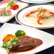 【本格洋食ディナー】記念日やお祝いにもオススメ♪