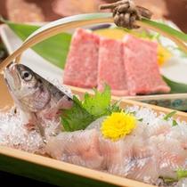 ■飛騨牛&新鮮鮮魚■