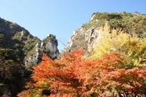 『昇仙峡』雄大な景色が壮観です!見頃はズバリ秋!