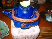 松茸土瓶蒸し