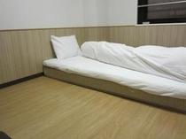床暖フロア ローベッド
