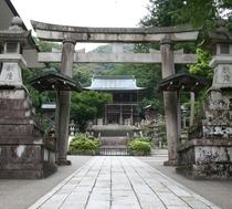 【伊奈波神社】