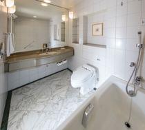 【客室内】バスルーム