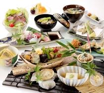 【鵜飼ステイプラン2017】日本料理かいらん亭 会席料理
