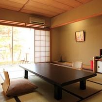 【部屋】 1階12畳和室