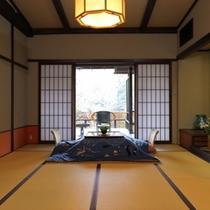 【部屋】露天風呂付き特別室