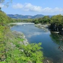 【景色】初春のリバービュー