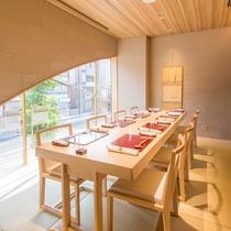 日本料理「錦」胡蝶の間