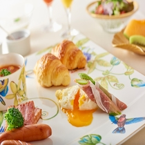 朝食(洋食②)