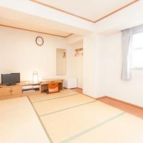 トリプル和室(広さ 8畳+広縁付き)
