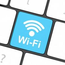 「駐車無料、全客室Wi-Fi&LAN接続無料」