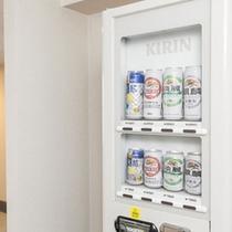 自販機は1階、5階、7階の3カ所に設置
