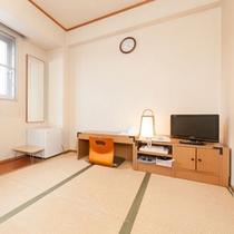 シングル和室(1室2人まで宿泊可能です。)