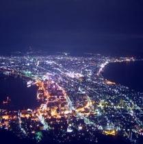 函館山夜景【夏】(観光ミシュラン三ツ星)