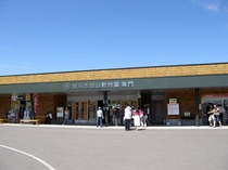 【旭山動物園】動物園バス停までホテルから徒歩5分