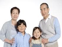 おじいちゃん&おばあちゃん&お孫さんの旅