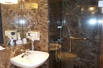 シングル/セミダブルプランのシャワールーム