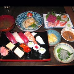 お寿司屋さんとコラボ★鮮度抜群のお寿司を堪能