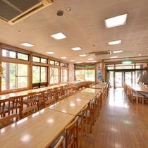 *お食事処/朝ごはんはこちらの食堂にて。栄養バランスの整った旅館の朝ごはんでお目覚め下さい。