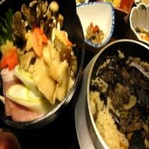 『画像』料理例きのこご膳2