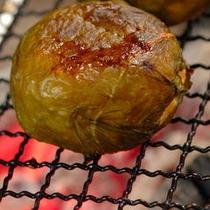 弁慶飯!最後のしめにコンガリ焼けたおむすびを♪