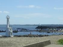 平太郎浜海水浴場