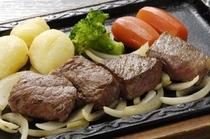 サイコロステーキ(別注料理)