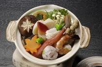 海鮮鍋(冬期のみ)