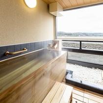 [木蘭・柑子・伽羅]:檜風呂