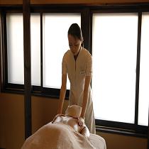 ◆エステ◆「アロマテラピー」75分コース◇ 有馬の日帰り温泉入浴とお部屋での会席料理