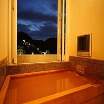 露天風呂付き客室【万両の間】